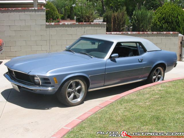 1970 Ford Mustang Other