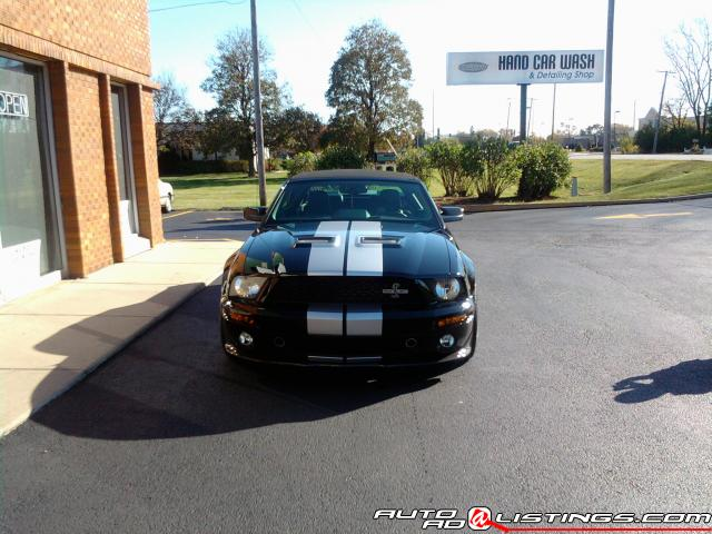 2007 Ford Mustang 40th Anniversary Coupe