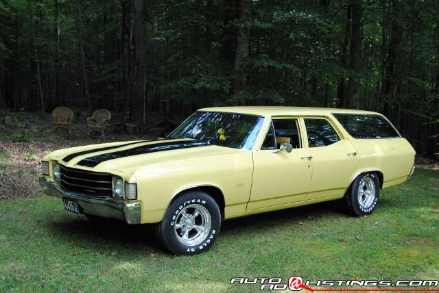 1972 Chevy Chevelle SS