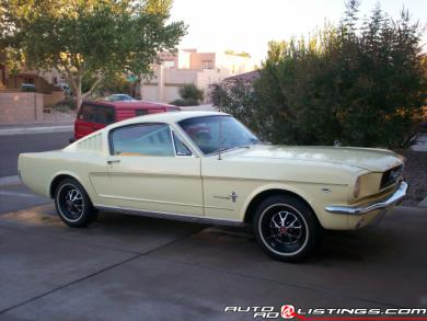 1966 Ford Mustang 2+2