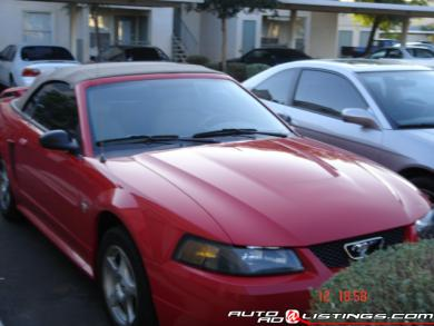 2003 Ford Mustang 2+2