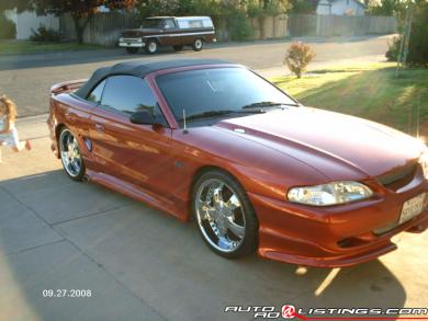 1998 Ford Mustang Roush GT