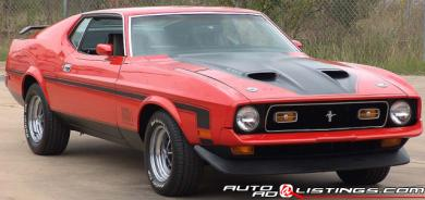 1971 Ford Mustang Mach-I