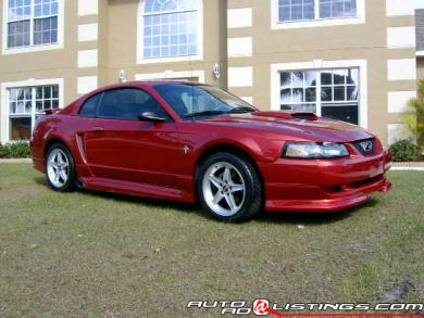 2002 Ford Mustang Roush II