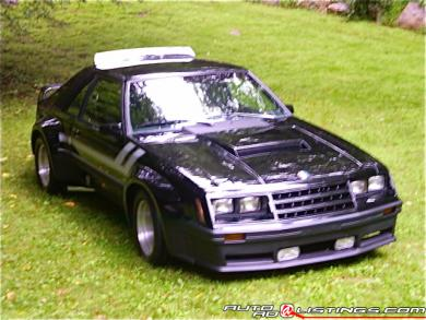 1982 Ford Mustang GT