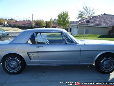 1966 Ford Mustang Shelby