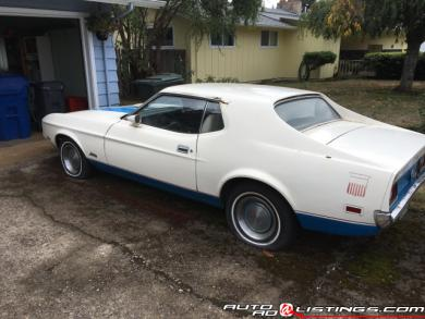 1972 Ford Mustang Other